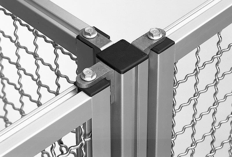 Perfil de alum nio estrutural ecos for Perfiles de aluminio para toldos de palilleria