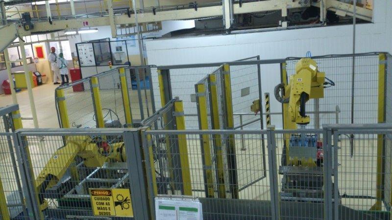 Equipamentos Especiais e Máquinas Dedicadas