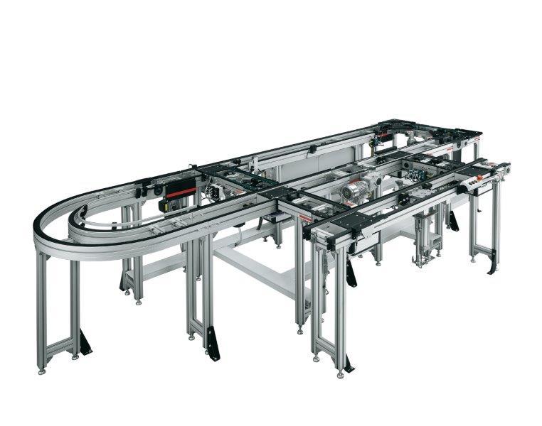 Soluções com perfil de alumínio