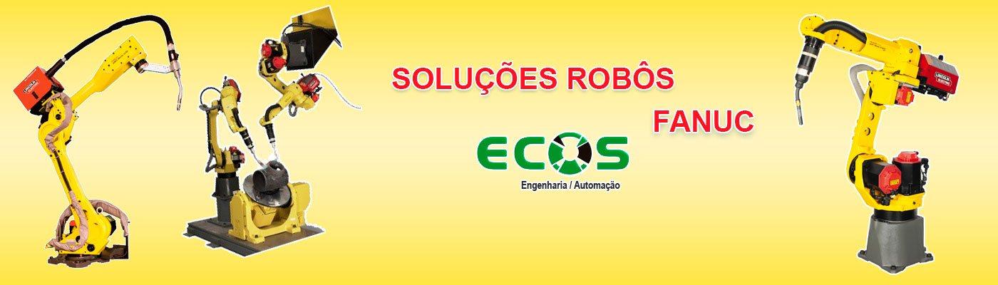 Soluções Robôs
