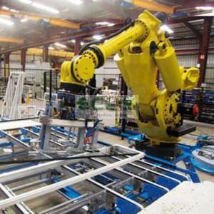Empresas fabricantes de célula robóticos