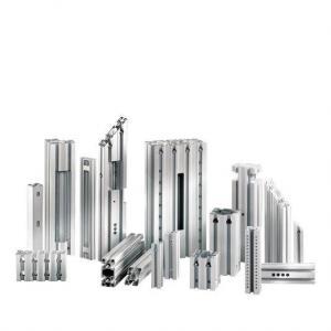 Perfil de alumínio extrudado