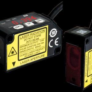 Sensores de medição a laser